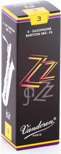 ΚαλάμιαVandorenZZ Jazz Βαρύτονου Σαξόφωνο Νο. 3 Τεμ.