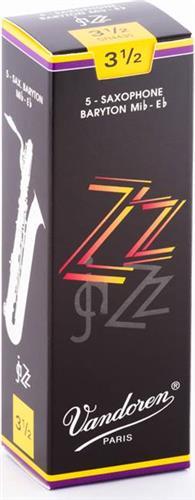 ΚαλάμιαVandorenZZ Jazz Βαρύτονου Σαξοφώνου Νο. 3 1/2 Τεμ.
