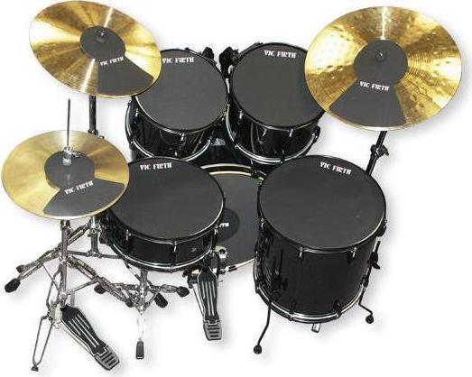 Practice Pads/Drum MutesVic FirthΛάστιχο Μελέτης 8