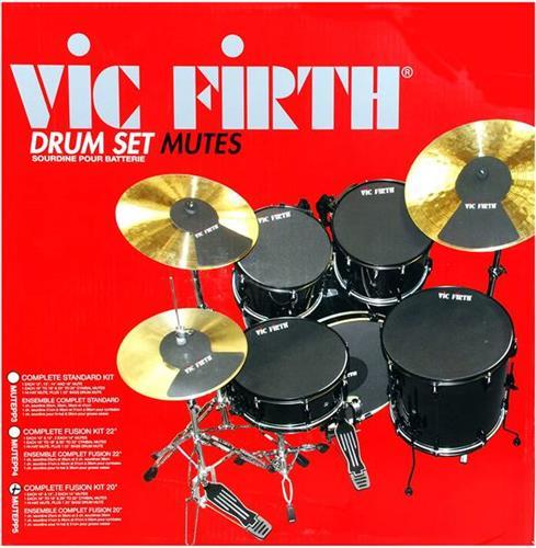 Practice Pads/Drum MutesVic FirthΣέτ Λάστιχων Μελέτης ( 14-10-12-14-20 )