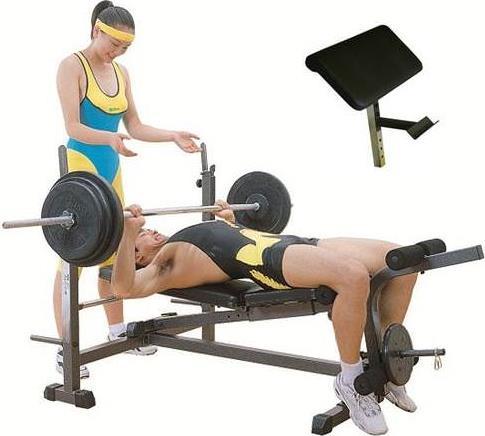 Πάγκος ΓυμναστικήςVikingMOD-518GA