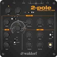 Waldorf 2-Pole Analog Filter Expander