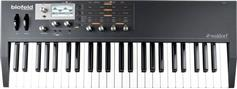 Waldorf Blofeld Virtual Analog Keyboard Μαύρο