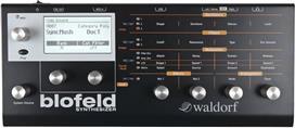 Waldorf Blofeld Virtual Analog Μαύρο