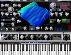 Waldorf Nave Virtual Wavetable Synthesizer Plug In