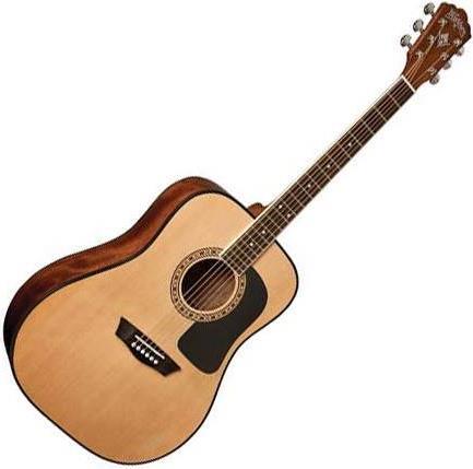 Ακουστική ΚιθάραWashburnAD-5 Natural
