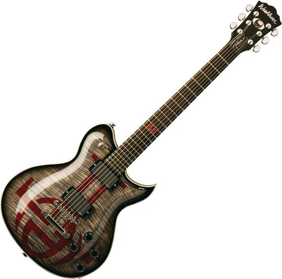 Ηλεκτρική ΚιθάραWashburnNC 70BK Nick Catanese