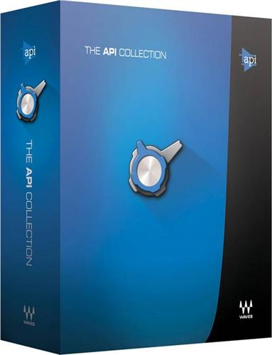 Plugins & EffectsWavesAPI Collection (License Only)