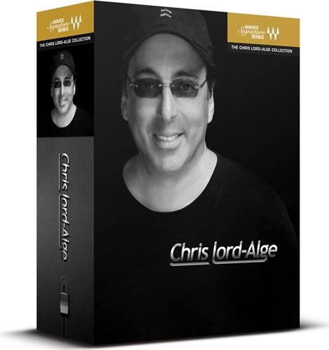 Plugins & EffectsWavesChris Lord Alge Signature Series (License Only)