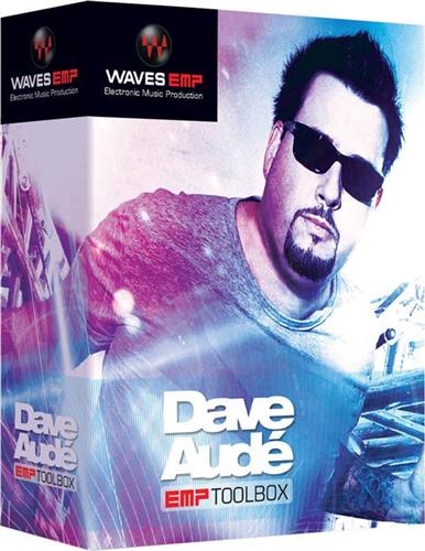 Plugins & Effects Waves Dave Aude EMP Toolbox (License Only)