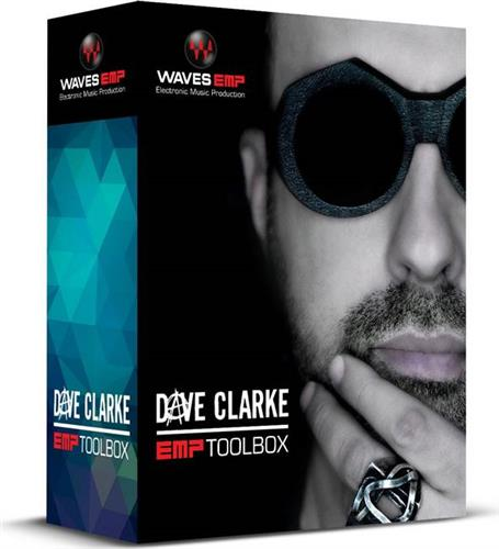 Plugins & EffectsWavesDave Clarke EMP Toolbox (License Only)