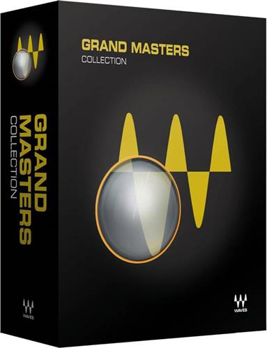 Plugins & EffectsWavesGrand Masters Collection (License Only)