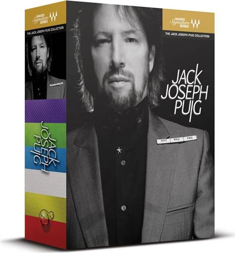 Plugins & Effects Waves Jack Joseph Puig Collection (Native)