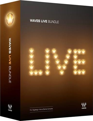 Plugins & Effects Waves Live (License Only)