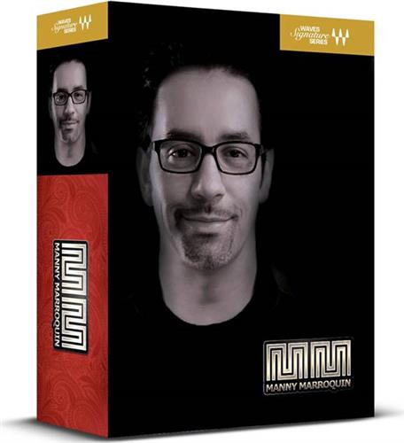 Plugins & Effects Waves Manny Marroquin Signature Series (License Only)