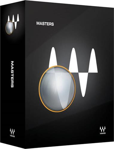 Waves Masters Bundle (License Only)