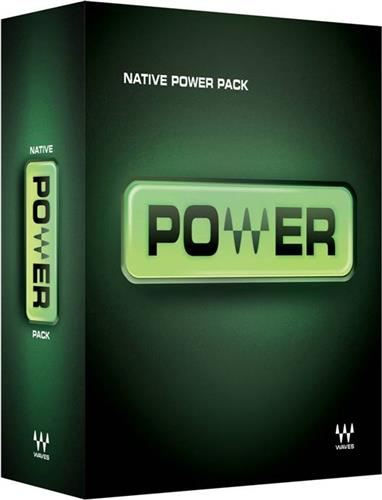 Plugins & EffectsWavesNative Power Pack (License Only)