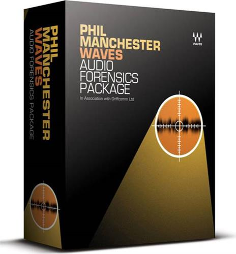 Plugins & EffectsWavesPhil Manchester Audio Forensics Package (License Only)