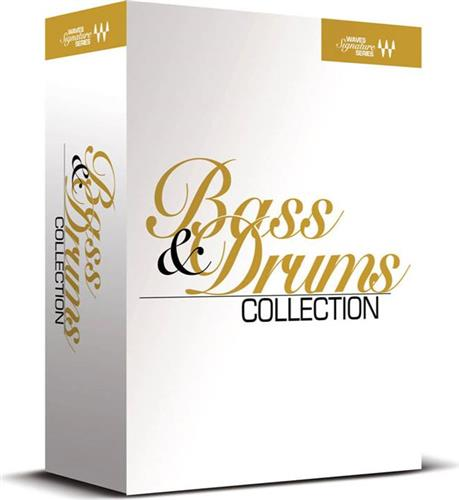 Plugins & EffectsWavesSignature Series Bass and Drums (License Only)