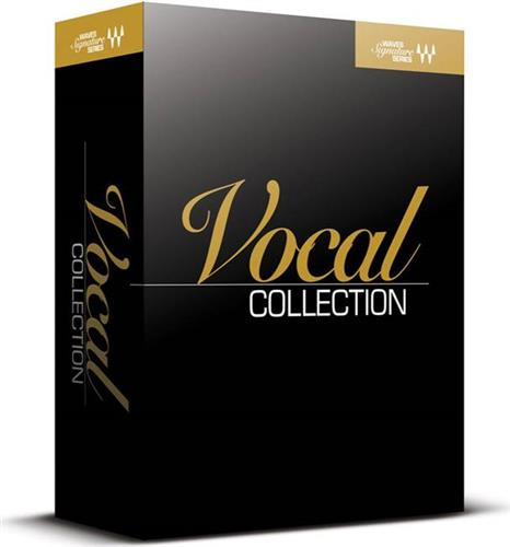 Plugins & Effects Waves Signature Series Vocals (License Only)