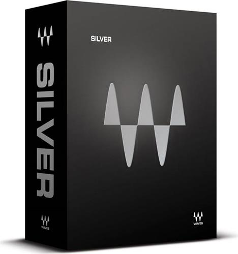 Plugins & Effects Waves Silver Bundle (License Only)