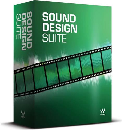 Plugins & EffectsWavesSound Design Suite (License Only)