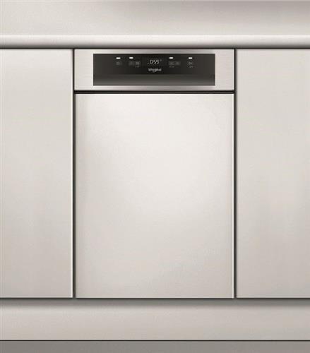 Εντοιχιζόμενο Πλυντήριο Πιάτων 45 cmWhirlpoolWSBC 3M17 X