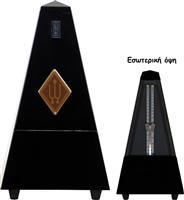 Wittner 806 Ξύλινος Μετρονόμος Μαύρο γυαλιστερό