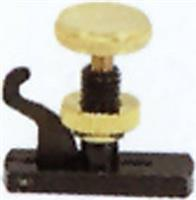 Wittner 906064 βιολιού Μαύρο / Χρυσό