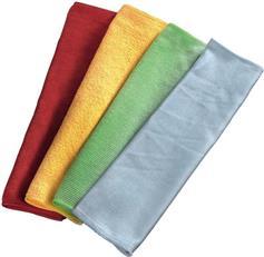 Xavax Microfiber Cloth Πανάκια Μικροινών 4τμχ 110873