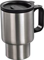 Xavax Thermo Mug Αυτοκινήτου 350 ml Inox