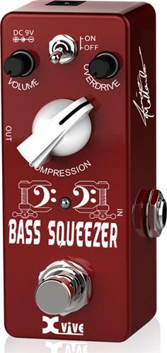 Εφφέ ΜπάσουXViveX VIVE Bass Squeezer B1 Πετάλι