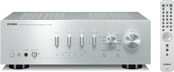 Ολοκληρωμένος ΕνισχυτήςYamahaA-S801 Silver