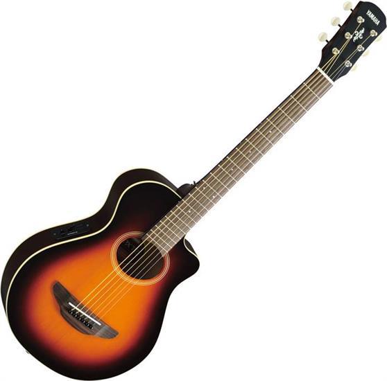 Ηλεκτροακουστική ΚιθάραYamahaAPX-T2 OVS Old Violin Sunburst