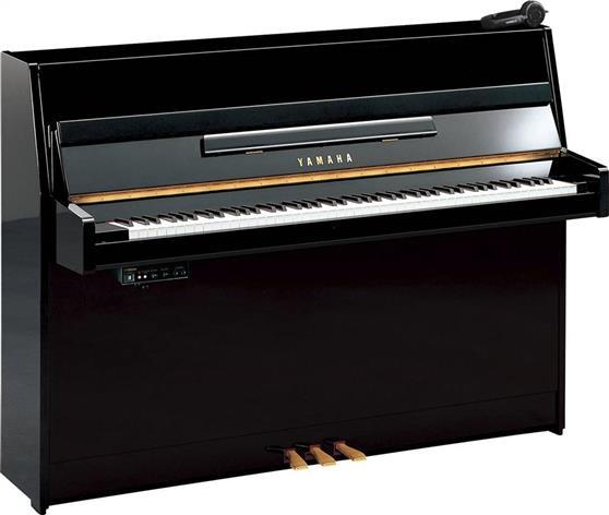Silent ΠιάνοYamahaB1SG2 Καρυδιά Γυαλιστερή