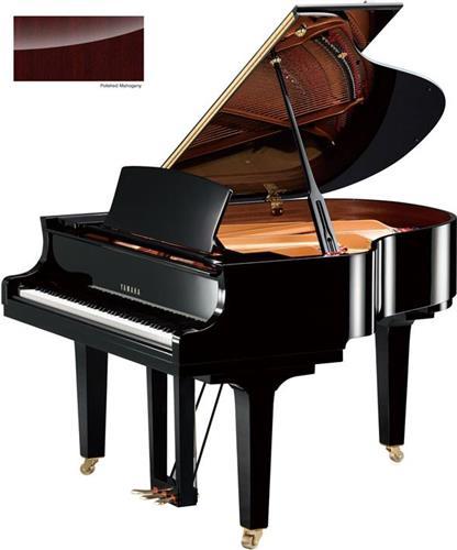 Πιάνο με ΟυράYamahaC1 X Μαόνι Γυαλιστερό