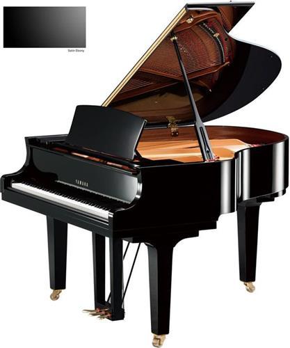 Πιάνο με ΟυράYamahaC1 X Μαύρο Σατινέ
