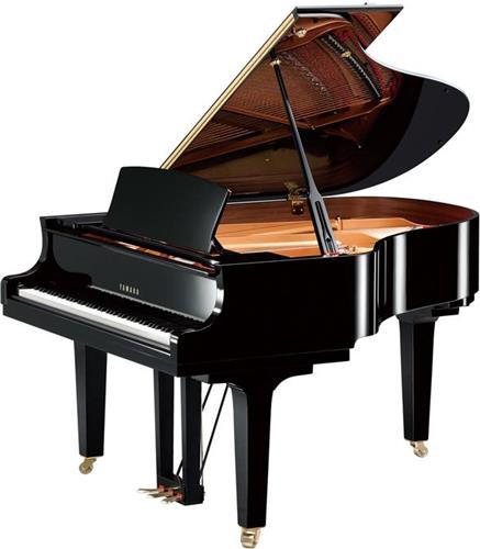 Πιάνο με ΟυράYamahaC2X Μαύρο Γυαλιστερό