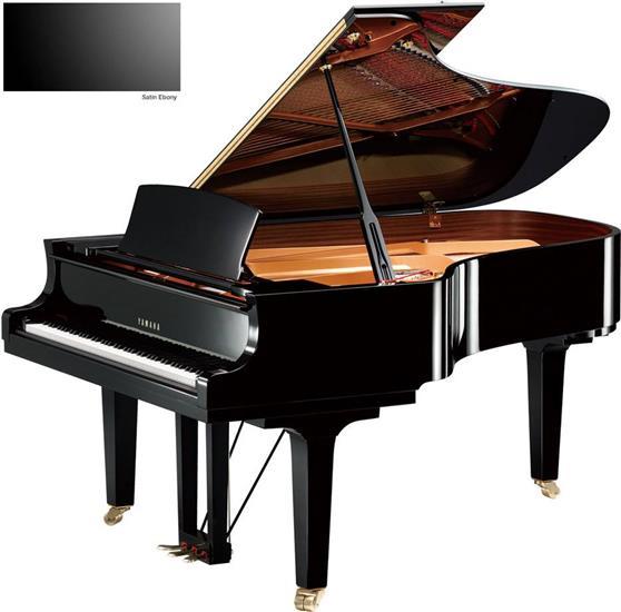Πιάνο με ΟυράYamahaC6 X Μαύρο Σατινέ