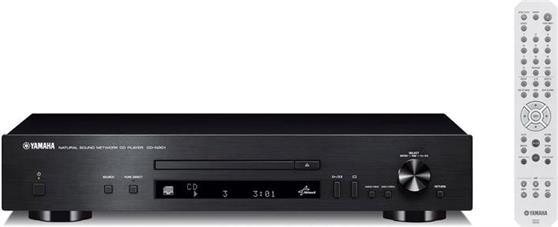 CD PlayerYamahaCD-N301 Black