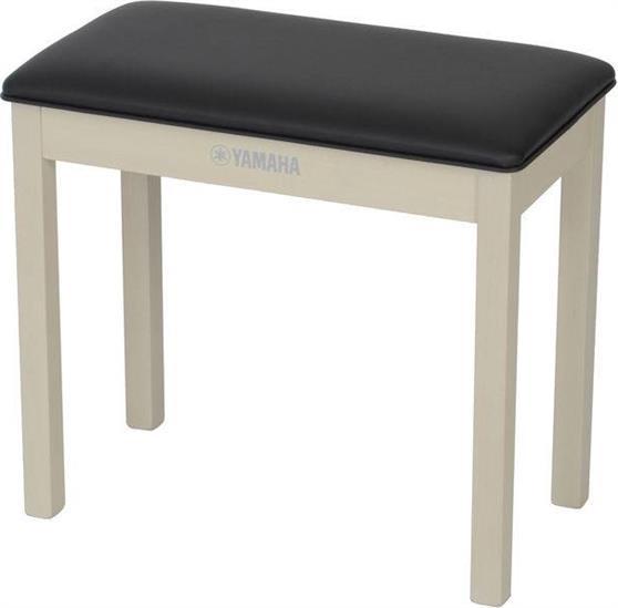 Κάθισμα ΠιάνουYamahaClavinova B1-WA Λευκό