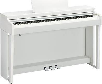 Ηλεκτρικό ΠιάνοYamahaCLP-625WH White
