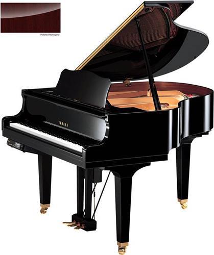Silent ΠιάνοYamahaD GB1-K E3 Disklavier Μαόνι Γυαλιστερό