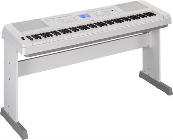 Ηλεκτρικό ΠιάνοYamahaDGX-660WH