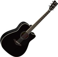 Yamaha FGX-820C BL Black