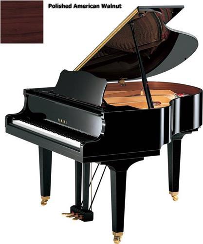 Πιάνο με ΟυράYamahaGB1 Καρυδιά Γυαλιστερή