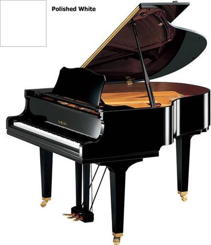 Πιάνο με ΟυράYamahaGC1 Λευκό Γυαλιστερό