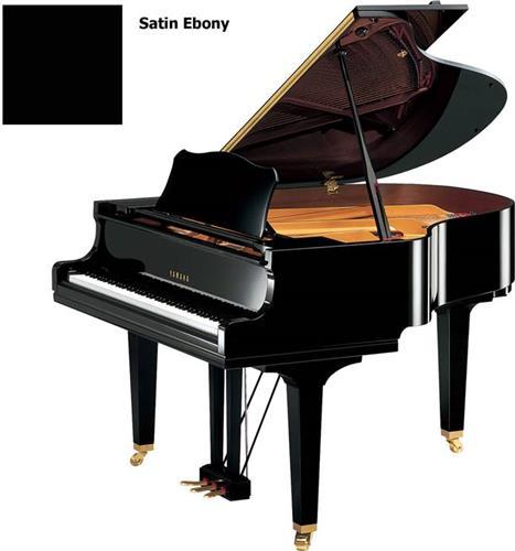 Πιάνο με ΟυράYamahaGC1 Μαύρο Σατινέ