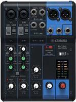 Yamaha MG-06 Aναλογική