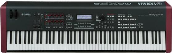 SynthesizerYamahaMOXF8